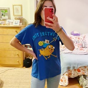 3/$19✨ Adventure Time Graphic Tee